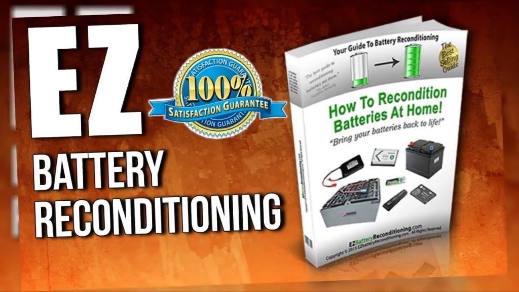 EZ Battery Reconditioning video reviews