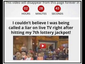 lotto dominator scam